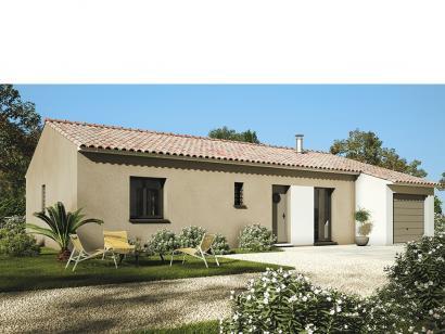 Modèle de maison Amandine G 90 Design 3 chambres  : Photo 2
