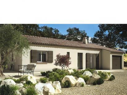 Modèle de maison Amandine G 90 Tradition 3 chambres  : Photo 2