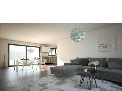 Modèle de maison Amandine G 90 Tradition 3 chambres  : Photo 3