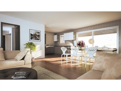 Modèle de maison Amandine GA V1 100 Design 3 chambres  : Photo 3