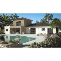 Modele De Maison Cloe 150 Design Toit 4 Pentes 4 Chambres Les Maisons De Manon
