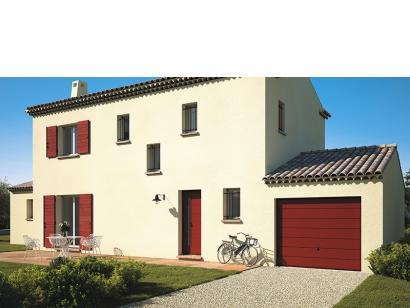 Modèle de maison Elodie 100 Tradition 3 chambres  : Photo 2