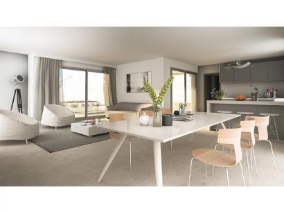 Modèle de maison Laura 90 Design 3 chambres  : Photo 3