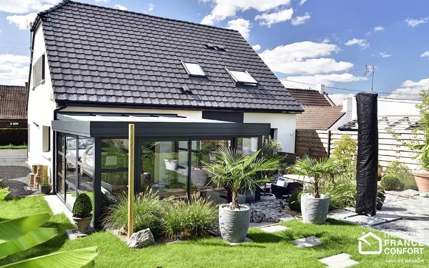 Maison Contemporaine Idee