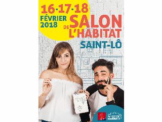 Salon de l'Habitat de Saint-Lô du 16 au 18 février 2018