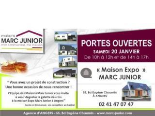 PORTES OUVERTES MAISON EXPO ANGERS