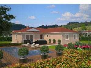 Maison neuve à Saint-Paul-de-Varax (01240)<span class='prix'> 202500 €</span> 202500