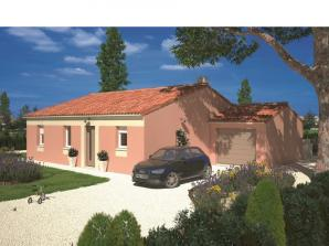 Maison neuve à Chaix (85200)<span class='prix'> 133389 €</span> 133389