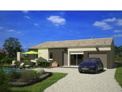 Maison neuve  au  Gué-de-Velluire (85770)  - 118414 € * : photo 1