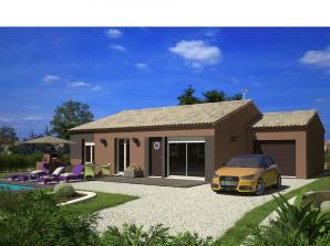 Maison neuve au Gué-de-Velluire (85770)<span class='prix'> 133358 €</span> 133358
