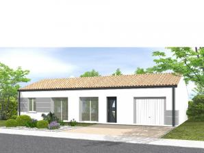 Maison neuve à Fontaines (85200)<span class='prix'> 195640 €</span> 195640