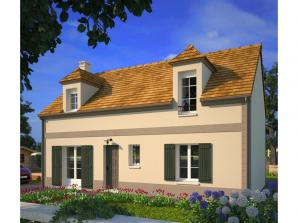 Maison neuve à Perdreauville (78200)<span class='prix'> 257550 €</span> 257550