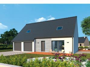 Maison neuve à Perdreauville (78200)<span class='prix'> 233800 €</span> 233800