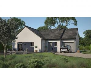 Maison neuve à Perdreauville (78200)<span class='prix'> 209230 €</span> 209230