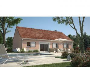 Maison neuve à Perdreauville (78200)<span class='prix'> 208620 €</span> 208620