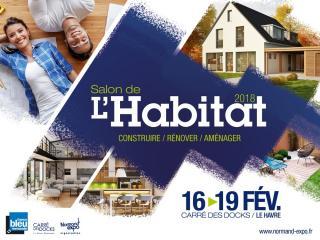 Salon de l'Habitat du Havre (76) du 16 au 19 février