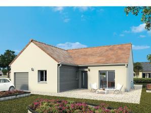 Maison neuve à Marcilly-sur-Eure (27810)<span class='prix'> 209785 €</span> 209785