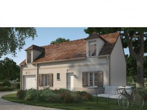 Maison neuve à Marcilly-sur-Eure (27810)<span class='prix'> 191400 €</span> 191400