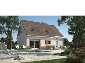 Maison neuve à Marcilly-sur-Eure (27810)<span class='prix'> 186780 €</span> 186780