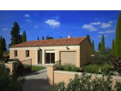 Maison neuve  à  Chantonnay (85110)  - 158500 € * : photo 1