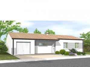 Maison neuve à La Meilleraie-Tillay (85700)<span class='prix'> 151250 €</span> 151250