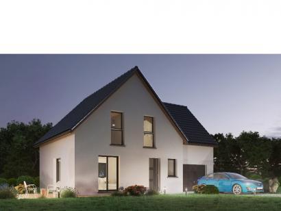 Maison neuve  à  Sélestat (67600)  - 275400 € * : photo 1