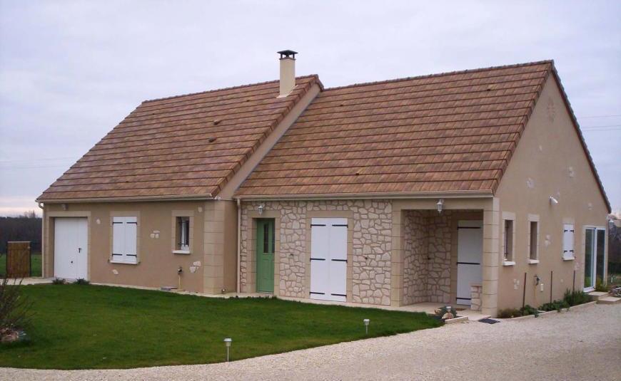 Nos réalisations de maisons écologique