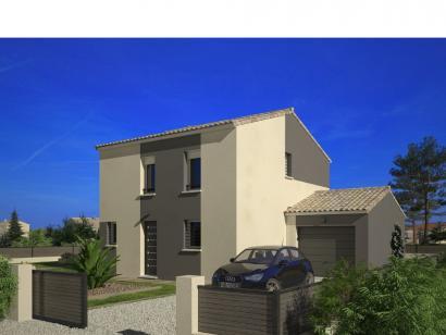 Maison neuve  aux  Brouzils (85260)  - 162950 € * : photo 1
