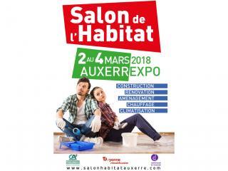 Salon de l'Habitat d'Auxerre du 2 au 4 mars