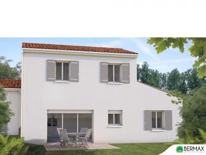 Modèle de maison Vente maison neuve 3 chambres - Résidence CLOS CHA 3 chambres  : Photo 1