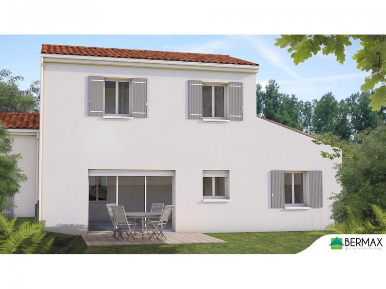 Modèle de maison Vente maison neuve 3 chambres - Résidence CLOS CHA : Vignette 1