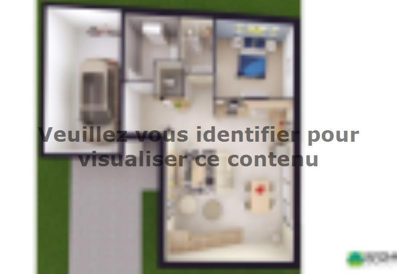 Modèle de maison Vente maison neuve 3 chambres - Résidence CLOS CHA : Vignette 2
