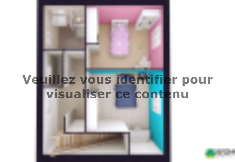 Modèle de maison Vente maison neuve 3 chambres - Résidence CLOS CHA : Vignette 3