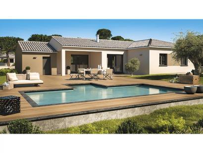 Modèle de maison Laura 90 Design 3 chambres  : Photo 1
