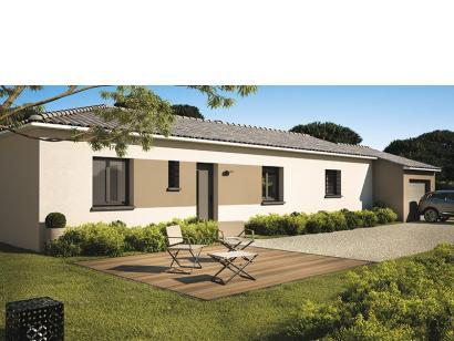 Modèle de maison Laura 110 Design 3 chambres  : Photo 3