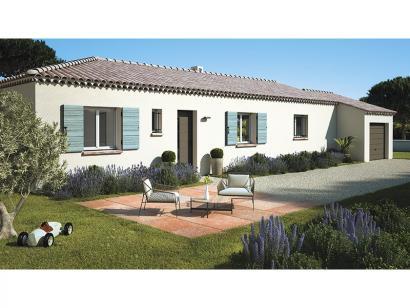 Modèle de maison Laura 110 Tradition 3 chambres  : Photo 2