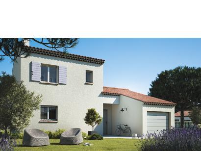 Modèle de maison Léa V1 95 Tradition 3 chambres  : Photo 2