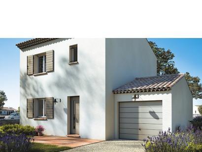 Modèle de maison Magali 80 Tradition 3 chambres  : Photo 2
