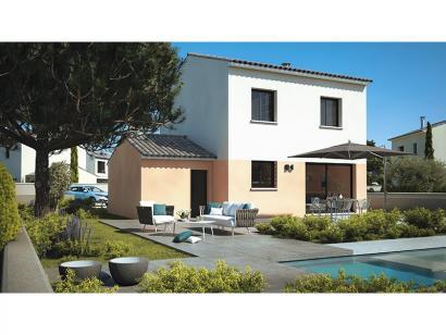 Modèle de maison Magali 90 Design 3 chambres  : Photo 1