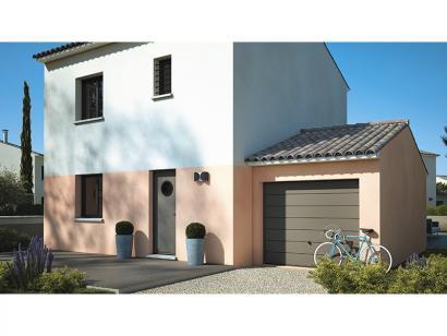 Modèle de maison Magali 90 Design 3 chambres  : Photo 2