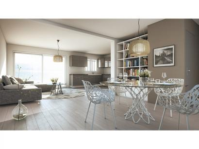 Modèle de maison Magali 90 Design 3 chambres  : Photo 3