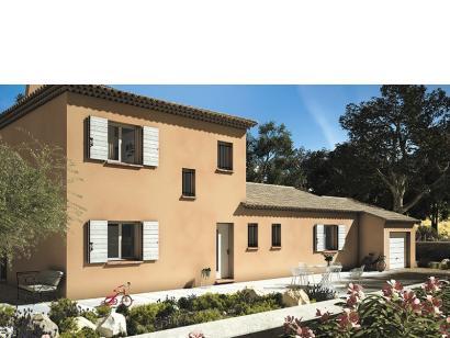 Modèle de maison Manon 160 Tradition 4 chambres  : Photo 2