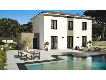 Modèle de maison Marie 100 Design 3 chambres  : Photo 1