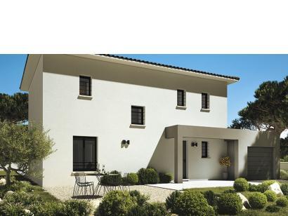 Modèle de maison Marie 100 Design 3 chambres  : Photo 2