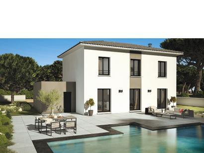 Modèle de maison Marie 160 Design 4 chambres  : Photo 1