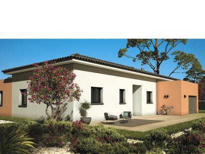 Modèle de maison Patio 100 Design 2 chambres  : Photo 2