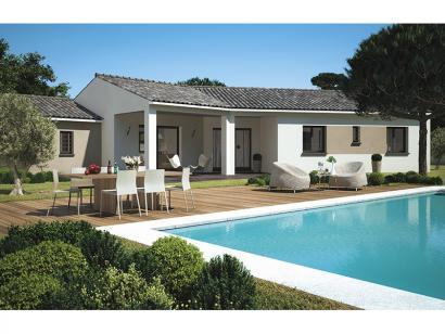 Modèle de maison Victoria 90 Design 3 chambres  : Photo 1