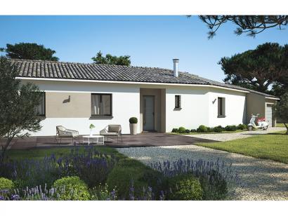 Modèle de maison Victoria 110 Design 4 chambres  : Photo 2