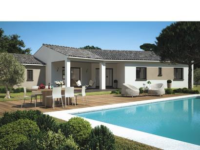 Modèle de maison Victoria 130 Design 4 chambres  : Photo 1