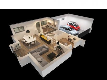 Maison neuve  à  Schirmeck (67130)  - 322000 € * : photo 2